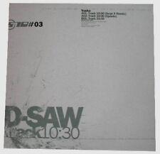 "D-Saw Track 10:30 (incl. Scan X Remix) [Maxi 12""]"