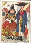 N°6 Dress Robe Hat Bayern Bavaria Bavière Funny costumes Germany IMAGE CARD 60s