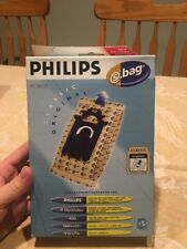 NEW DAMAGED BOX Philips S.Bag FC 8021 5 Pack Dust Bags