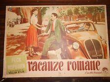 VACANZE  ROMANE   FTB  1953  I edizione           Fiat Topolino