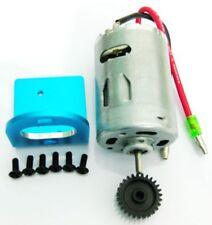 1set Alum 540 Motor W/ Mount Gear For RC 1/18 Wltoys A959 A969 A979 K929 Car NEW