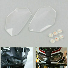 Scheinwerferschutz Headlight Cover Für Honda CRF1000L Africa Twin 2016-17 ClearD