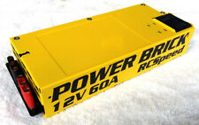 12V 60A Power Supply iCharger 406 4010 308 X6 Charger POWER BRICK RCSpeed YELLOW
