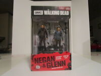 McFarlane Toys - The Walking Dead Deluxe Boxed Set - Negan and Glenn