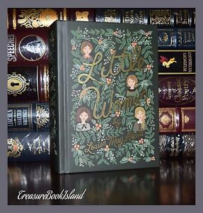 Little Women by Louisa May Alcott Brand New Hardcover Deluxe