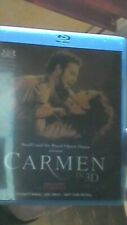 Carmen in Real 3D Royal Opera House 3 Hour UK Blu-Ray Promo Edition - BIZET