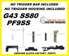 Glock Small Parts Fits 43 Lower with GLOCK OEM 5.5lb Connector