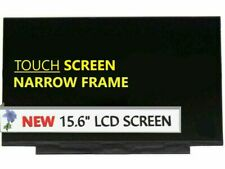 """New Hp P/N L63569-001 Touch Lcd Screen Led for Laptop 15.6"""" Hd Display"""