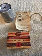 Mopar NOS Oil Filter Replaceable Type For 1932 - 1942 #861027