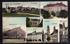 86242 AK Bad Windsheim 1911 Stefanienstift Hotel Wittelsbacher Hof Kurhaus