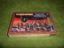 Warhammer Fantasy Dunkelelfen Schwarze Korsaren (Neu)