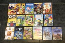 kinderfilme dvd sammlung 33 DVDs.
