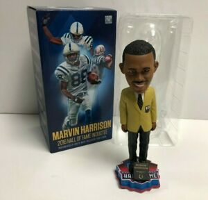 Marvin Harrison 2016 Hall of Fame Limited Indianapolis Colts Bobblehead /894