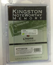 New Kingston 128MB Toshiba Tecra 720 Laptop Memory KTT720/128
