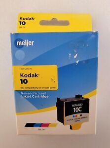 Kodak 10 Color Ink Cartridge Kodak Inkjet Printer 10C  (Kodak, ESP, Hero) 10 Ink