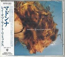 Madonna RAY OF LIGHT WPCR-1860 W/obi 日版 japan press