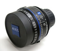 Zeiss CP.3 XD 15mm T2.9 compact prime PL mount cinema lens full frame 2189-367