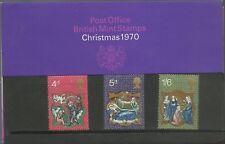 1970 CHRISTMAS PRESENTATION PACK No.22 U.K.