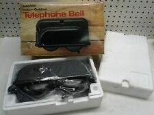 Vintage Radio Shack Indoor / Outdoor Telephone Bell - NOS - No. 43-174