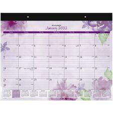 At A Glance Beautiful Day Desk Pad Calendar 21 34 X 17 Jan Dec Sk38 704 22