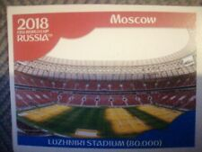 2018 Panini Fifa World Cup Sticker Number 13