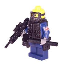 R6S British SAS Attacker Sledge Custom Rainbow Six Minifig made with real LEGO®