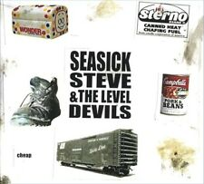Seasick Steve & The Level Devils - CHEAP (1LP Vinyl) dsr0035lp NIP