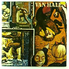 "12"" LP - Van Halen - Fair Warning - D1074 - cleaned"