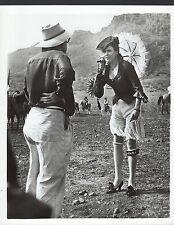 Cheyenne Autumn 1964 8x10 black & white movie photo #nn