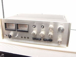 Accuphase E-202 Stereo Amplifier / Verstärker