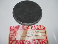 Kawasaki NOS 14063-001 Air Filter G31M G31MA Centurion Cleaner