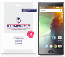 3x iLLumiShield Screen Protector Anti-Bubble for BlackBerry Motion