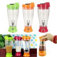 Battery-Operated Auto Mixing Cup Tea Coffee Chocolate Milk Stirring Mixer Mug