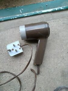 Vintage Boots Sirocco Travel Hair Dryer