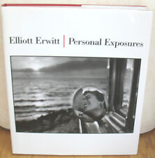 SIGNED Elliott Erwitt Personal Exposures Photographs Magnum Agency 1st HC DJ