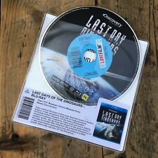 Last Day of the Dinosaurs (Blu-Ray 2011) Discovery Channel - DISC ONLY