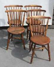 Country Dining Chairs Original 20th Century Antique Chairs