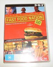 DVD - Fast Food Nation - Patricia Arquette - Ethan Hawke - Greg Kinnear
