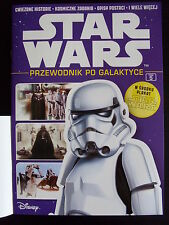 Polish Magazine STAR WARS No 5 NEW! Gift -  Big Poster + Stickers!