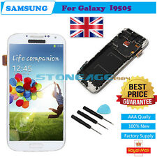 For Samsung Galaxy S4 i9505 LCD Display Digitizer Touch Screen Assembly White