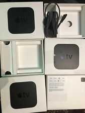 Apple TV 4K Empty Box With Genuine Lead Only