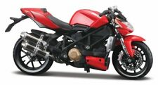 Ducati mod Streetfighter S Red Motorbike 1 12 Model 11024r Maisto