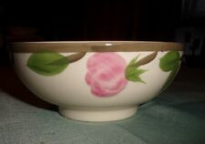 "FRANCISCAN DESERT ROSE CEREAL BOWL 5 1/2"" ENGLAND VERY GOOD CONDITION"