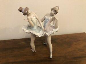 Lladro Dress Rehearsal Ballerina  #5497