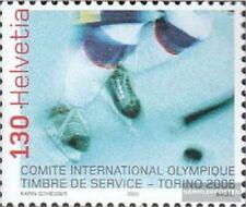 Schweiz IOC5 (kompl.Ausg.) postfrisch 2005 Olympische Winterspiele