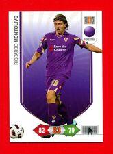 CALCIATORI 2010-2011 11 - Adrenalyn Panini Card BASIC - MONTOLIVO - FIORENTINA