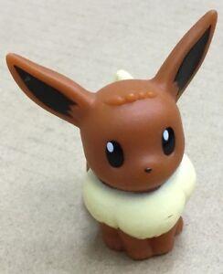 2008 Pokemon Finger Puppet Eevee Figure Gotta Catch Them All Nintendo Bandai