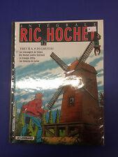 RIC HOCHET intégrale vol 12 (4 Albums)