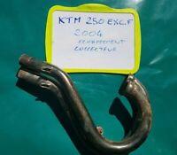 Collecteur d'échappement KTM 250 EXCF de 2004