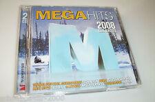 MEGA HITS 2008 DIE ERSTE / 2 CD'S MIT SASHA - STANFOUR - TIMBALAND - ICH + ICH